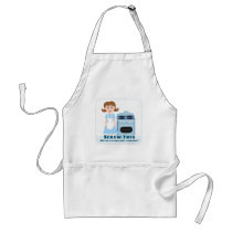 Cheeky Housewife Adult Apron