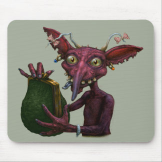 Cheeky Imp Mouse Pad