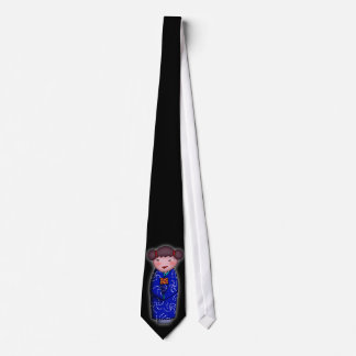 Cheeky Kokeshi, tie