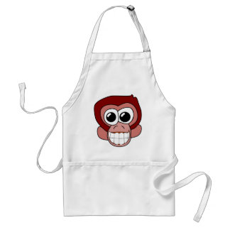 Cheeky Monkey Adult Apron