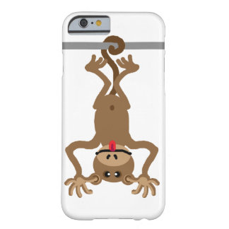 Cheeky monkey barely there iPhone 6 case