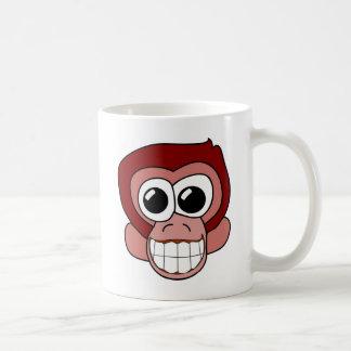 Cheeky Monkey Coffee Mug