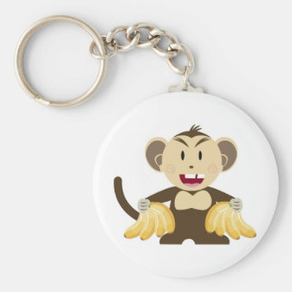Cheeky Monkey Collection Keychain