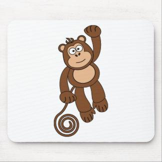 Cheeky Monkey Design Mousepad