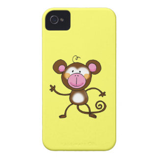 Cheeky monkey iPhone 4 cover