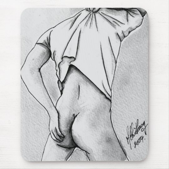 Cheeky!! Mouse Pad