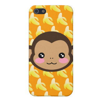 Cheeky Saru Cover For iPhone SE/5/5s