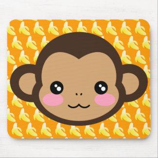 Cheeky Saru Mouse Pad