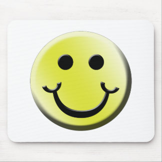 Cheeky Smile Mouse Pads