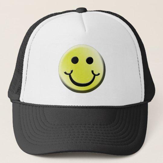 Cheeky Smile Trucker Hat
