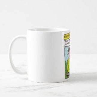 Cheeky Wee Junkie - F**k Sake! Scottish Weather! Coffee Mug