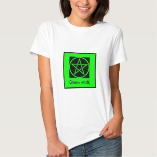 Cheeky Witch green collection T-Shirt