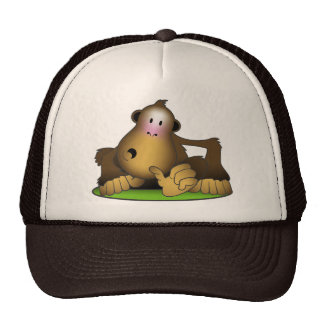 Cheempee Truckers' Cap Hat