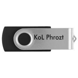 Cheep flash drive