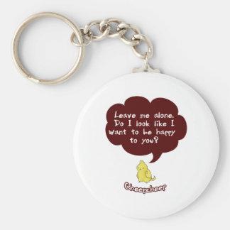 Cheepcheep's Grumpy Keychain