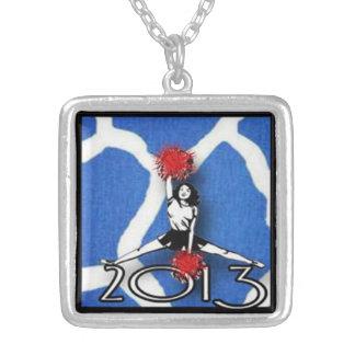 CHEER 2013, origina art cheerleader pendants
