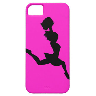 Cheer 2 iPhone 5 Case Black on Pink
