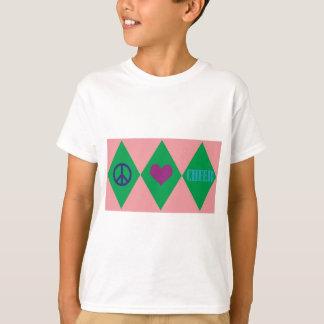 Cheer Argyle T-Shirt