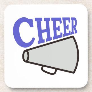 Cheer Beverage Coaster