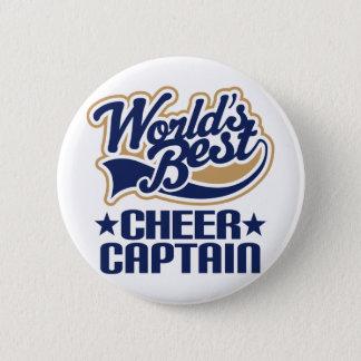 Cheer Captain Gift Button