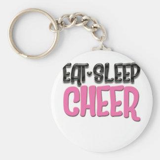 Cheer CHEERLEADER Cheer Keychain