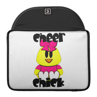 Cheer Chick Cheerleader Sleeves For MacBook Pro