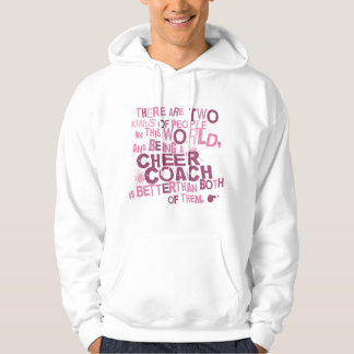 Cheer Coach Gift Hoodie