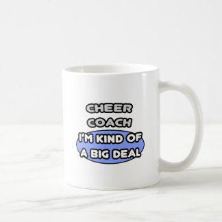 Cheer Coach Kind of a Big Deal Mugs