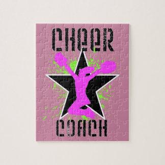 Cheer Coach Puzzle