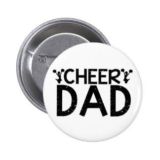 Cheer Dad Pin