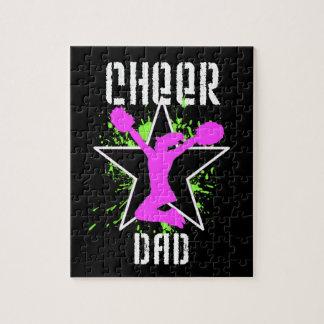 Cheer Dad Puzzle