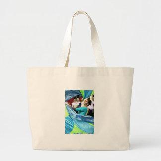 Cheer Dance Large Tote Bag