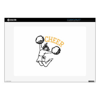 Cheer Decals For Laptops