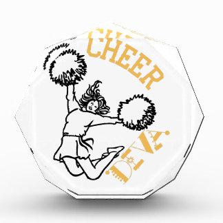 Cheer Diva Acrylic Award