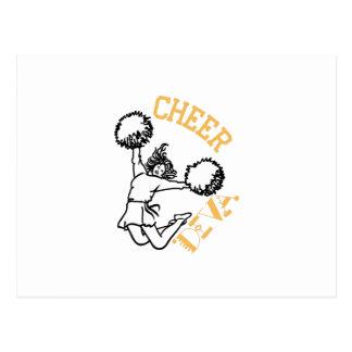 Cheer Diva Postcard