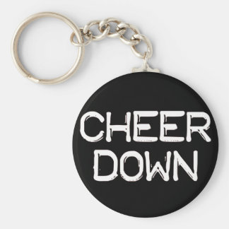 Cheer Down Keychain