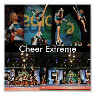 Cheer Extreme Poster