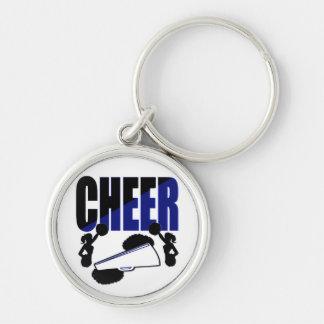 Cheer Keychain 2, Copyright Karen J Williams