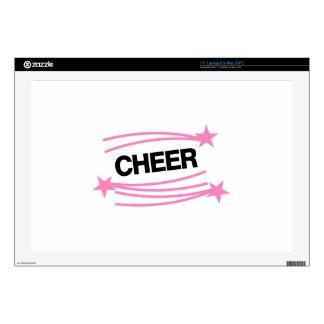 Cheer Laptop Skin