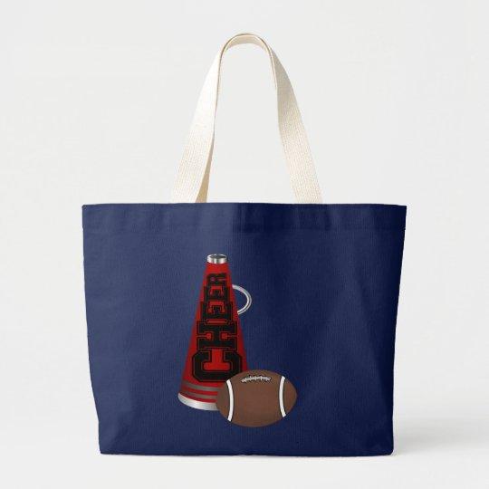 Cheer Large Tote Bag