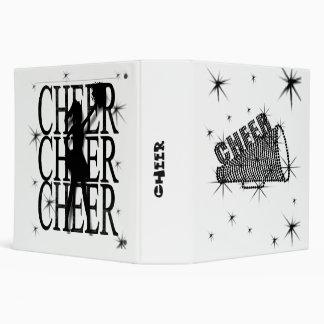 Cheer leading Binder ,  Copyright Karen J Williams