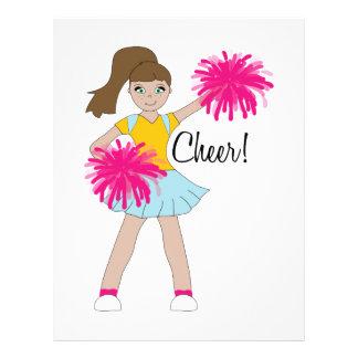 Cheer! Customized Letterhead