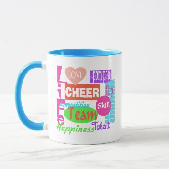 Cheer Life Mug