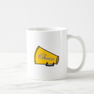 Cheer Megaphone Coffee Mug