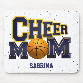 Cheer Mom Basketball Mouse Pad