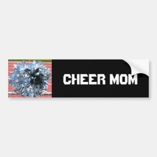 Cheer Mom bumper sticker Car Bumper Sticker