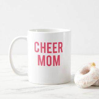Cheer Mom Print Coffee Mug
