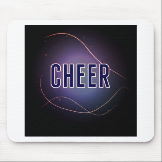 Cheer Mouse Pad