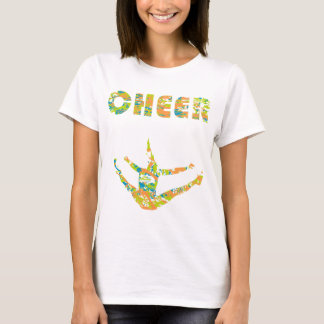 CHEER NEON SPLATTER T-Shirt