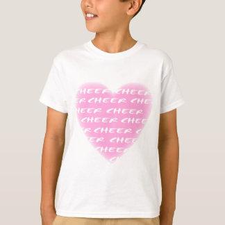 Cheer pink T-Shirt